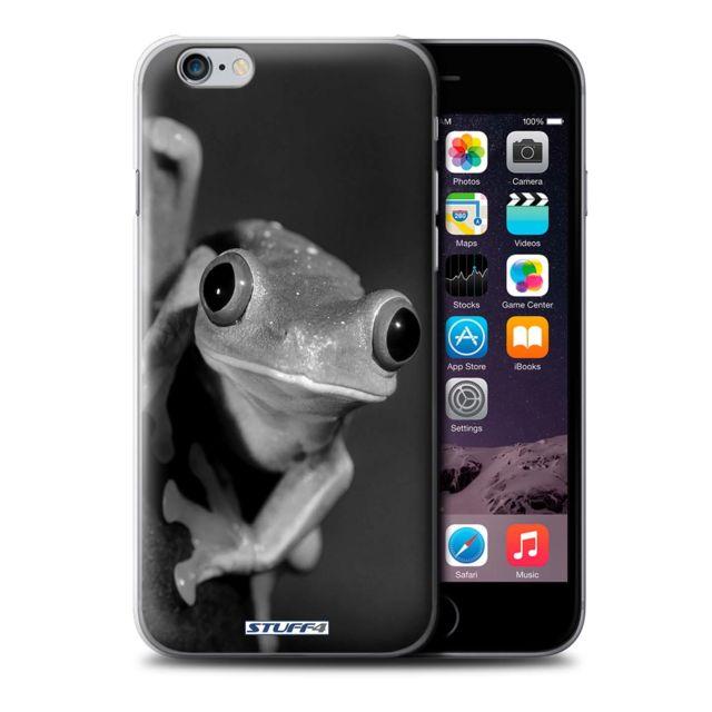 coque iphone 7 grenouille