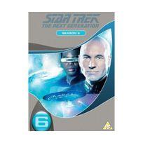 Paramount Home Entertainment - Star Trek: The Next Generation - Season 6 Slimline Edition Import anglais