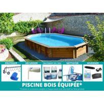 piscine bois jardimagine