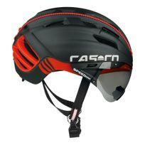 Casco - Casque Speedster-TC noir rouge