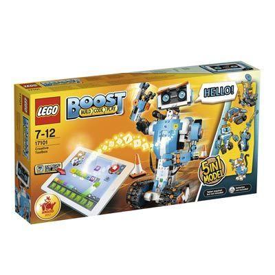Lego - 17101-Boost Robot à construire