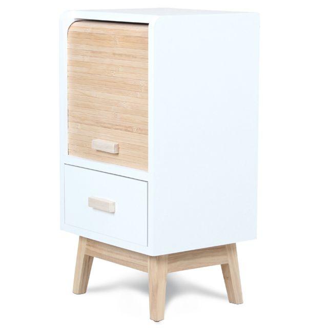 table chevet scandinave. Black Bedroom Furniture Sets. Home Design Ideas