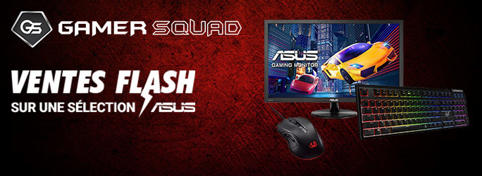 Gamer squad VF ASUS