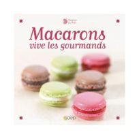 Saep - Livre Recettes Macarons F/BOIS 8019