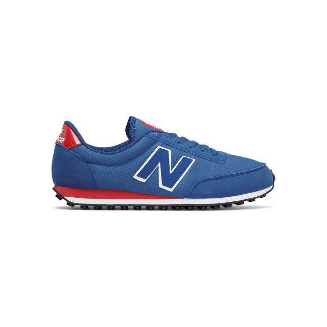check out 73570 c1c12 Chaussures Bleu Balance Vente U Pas Rouge Cher 410 Achat New