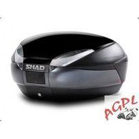 Marque Generique - Shad Top Case Sh48 Noir Metal -d1B48121