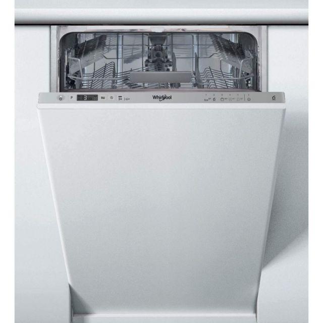 Whirlpool Lave-vaisselle Tout Integre 45cm Integrable Wsic 3 M 17