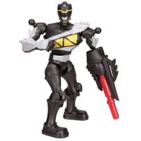 Power Rangers - 42082 - Figurine - Mixx N'MORPH - Dino Charge - Noire - 15 Cm