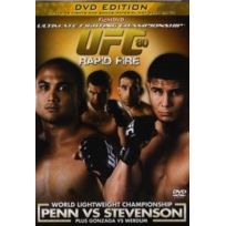 Clear Vision Ltd - Ultimate Fighting Championship 80 - Rapid Fire IMPORT Dvd - Edition simple
