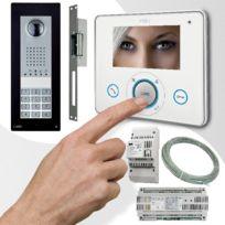 CAME - Interphone vidéo VISIO ENIGMA TOP adapté toutes installations 001CK0008
