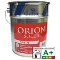 Guittet - Peinture Laque glycéro Orion Soleil Satin 1L - 13431