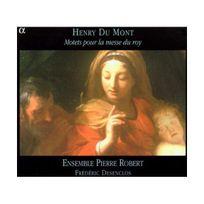 Alpha - Du Mont - Motets pour la Messe du Roy