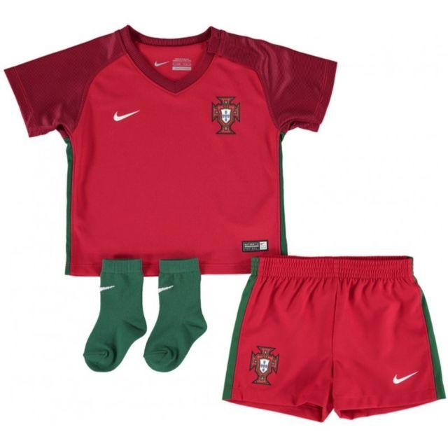 Nike Ensemble Portugal Bébé 20162017 Maillot Short