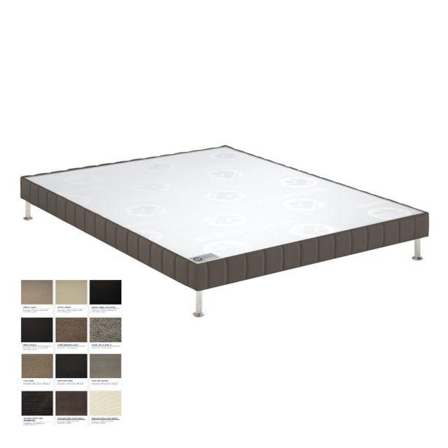 bultex sommier tapissier confort moelleux morphologique 5 zones 90x190 pas cher achat. Black Bedroom Furniture Sets. Home Design Ideas