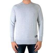 Eleven Paris - Sweat Fix Hest Sw Gris Chiné