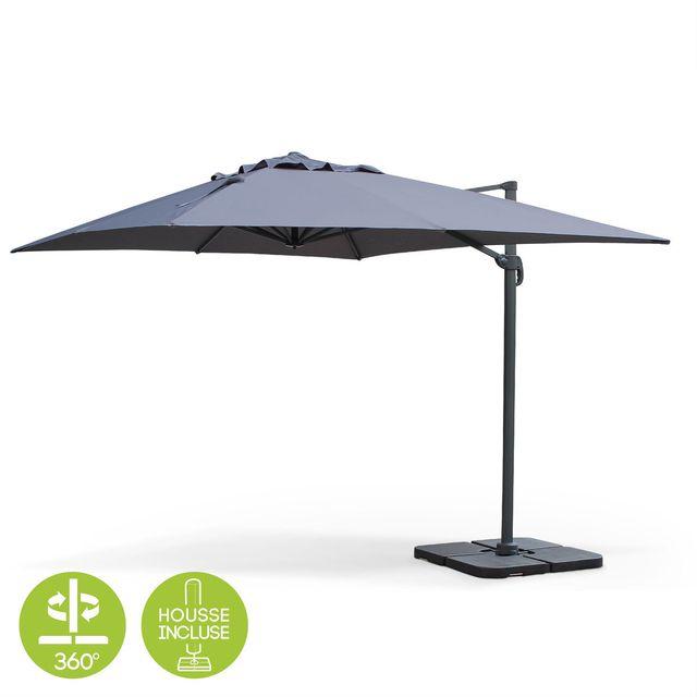 parasol deporte inclinable top parasol dport st tropez cassis en stock with parasol deporte. Black Bedroom Furniture Sets. Home Design Ideas