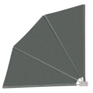 ideanature brise vue balcon gris pas cher achat vente panneaux et treillis rueducommerce. Black Bedroom Furniture Sets. Home Design Ideas