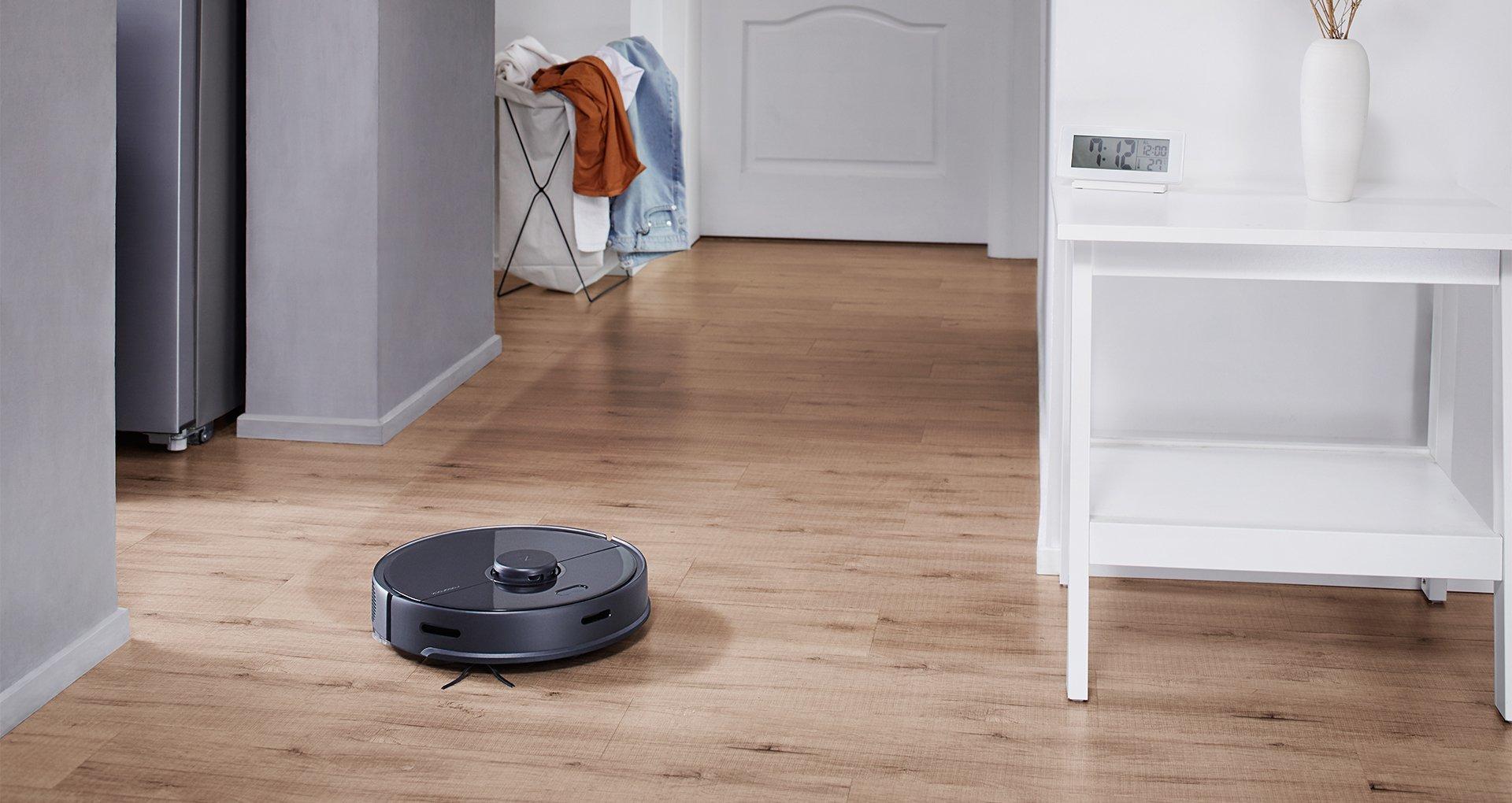 Aspirateur robot S5 MAX - Blanc