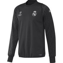 Adidas performance - Training Top Real Madrid Eu Noir Haut Entrainement Club Homme Football