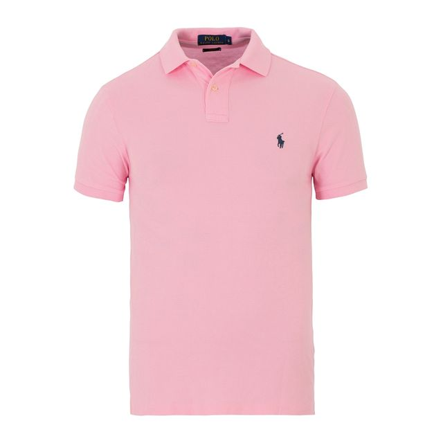 Ralph Lauren - Polo rose - pas cher Achat   Vente Polo homme - RueDuCommerce 2b47d692b7d