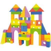 Eduplay - Blocs De Construction, Mousse, 80 PiÈCES, Mini Foamis