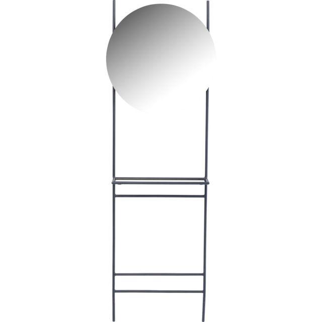 Karedesign Miroir sur pied Moon 180cm Kare Design