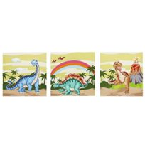 FANTASY FIELDS - Art de mur Dinosaur