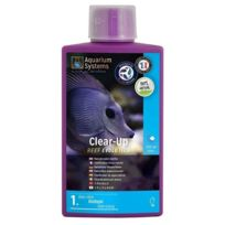 Aquarium Systems - Clarificateur d'Eau Naturel Clear-Up 250ml