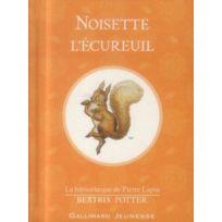 Gallimard-jeunesse - Noisette l'écureuil