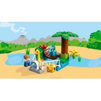 Lego - DUPLO Jurassic World™ - Le zoo des adorables dinos - 10879