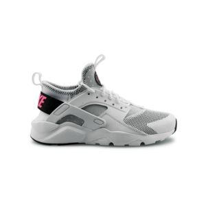 Nike , Air Huarache Run Ultra Junior Blanc Rose