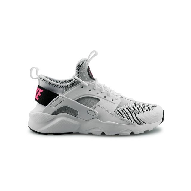 purchase cheap 48291 f943e Nike - Nike Air Huarache Run Ultra Junior Blanc Rose