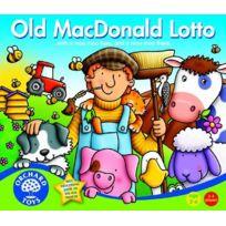 Orchard Toys - Jeu de loto Old Macdonald - Langue: anglais Import Grande Bretagne