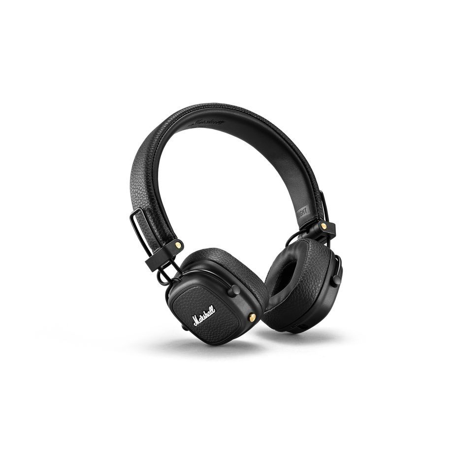 Casque arceau Bluetooth Major III Marshall Noir