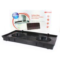 Home Equipement - Filtre charbon 485 x 265 x 48 mm type 190 pour Hotte