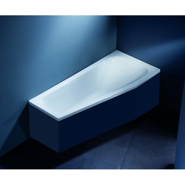 balneo apibain baignoire d 39 angle 160 x 75 cm talabugasee 160 x 75 gauche pas cher achat. Black Bedroom Furniture Sets. Home Design Ideas
