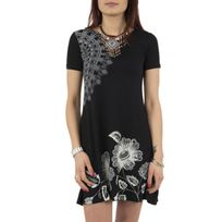 Desigual - Robe 72v2ey4 maribel noir