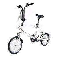 Bigfish - Vélo pliant Wave 3v blanc
