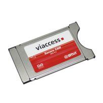 Smit - Viaccess Cam Ci Module, Viaccess Module Cam pour recevoir décryptage programme avec récepteur numérique