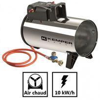 Kemper - Générateur d'air chaud 10 kW