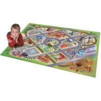 HOUSE OF KIDS - Tapis enfant antidérapant jeu circuit CONNECTE DISTRICT Tapis Enfants par