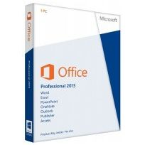 Microsoft - Office Professionnel 2013