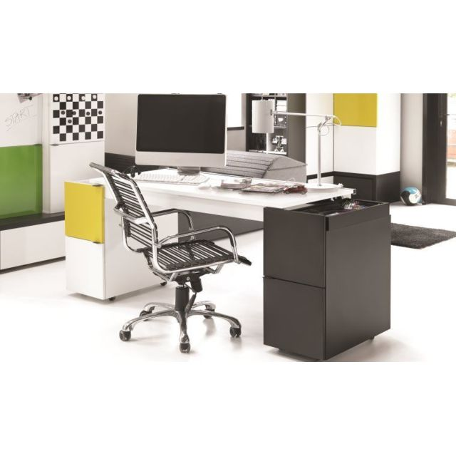 vox bureau ado design modulable avec plateau blanc yu pas cher achat vente bureau. Black Bedroom Furniture Sets. Home Design Ideas