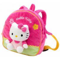 Hello Kitty - Sac à dos - Pour école maternelle - En peluche