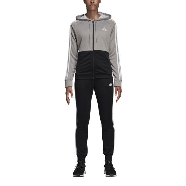 Adidas Survêtement femme Game Time pas cher Achat