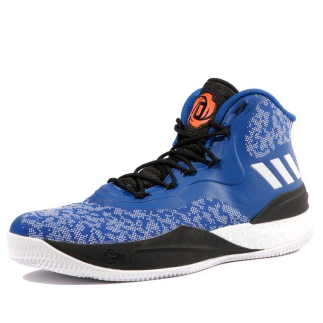 multiple colors cheap new authentic Adidas - D Rose 8 Homme Chaussures Bleu Multicouleur 50 ...