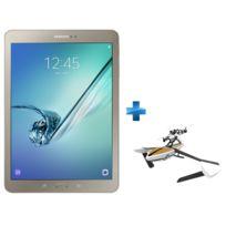 Samsung - Galaxy Tab S2 - 9,7'' - 32 Go - Or + Minidrone hybride Parrot
