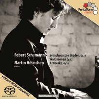 Pentatone - Robert Schumann - Les études symphoniques, Les scènes de la forêt, Arabesque