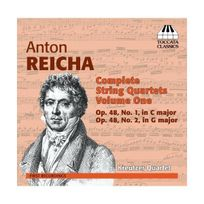 Toccata Classics - Quatuors à cordes Intégrale - volume 1