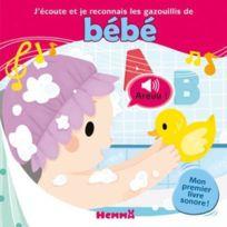 Hemma - j'écoute et je reconnais les sons ; les gazouillis de bébé